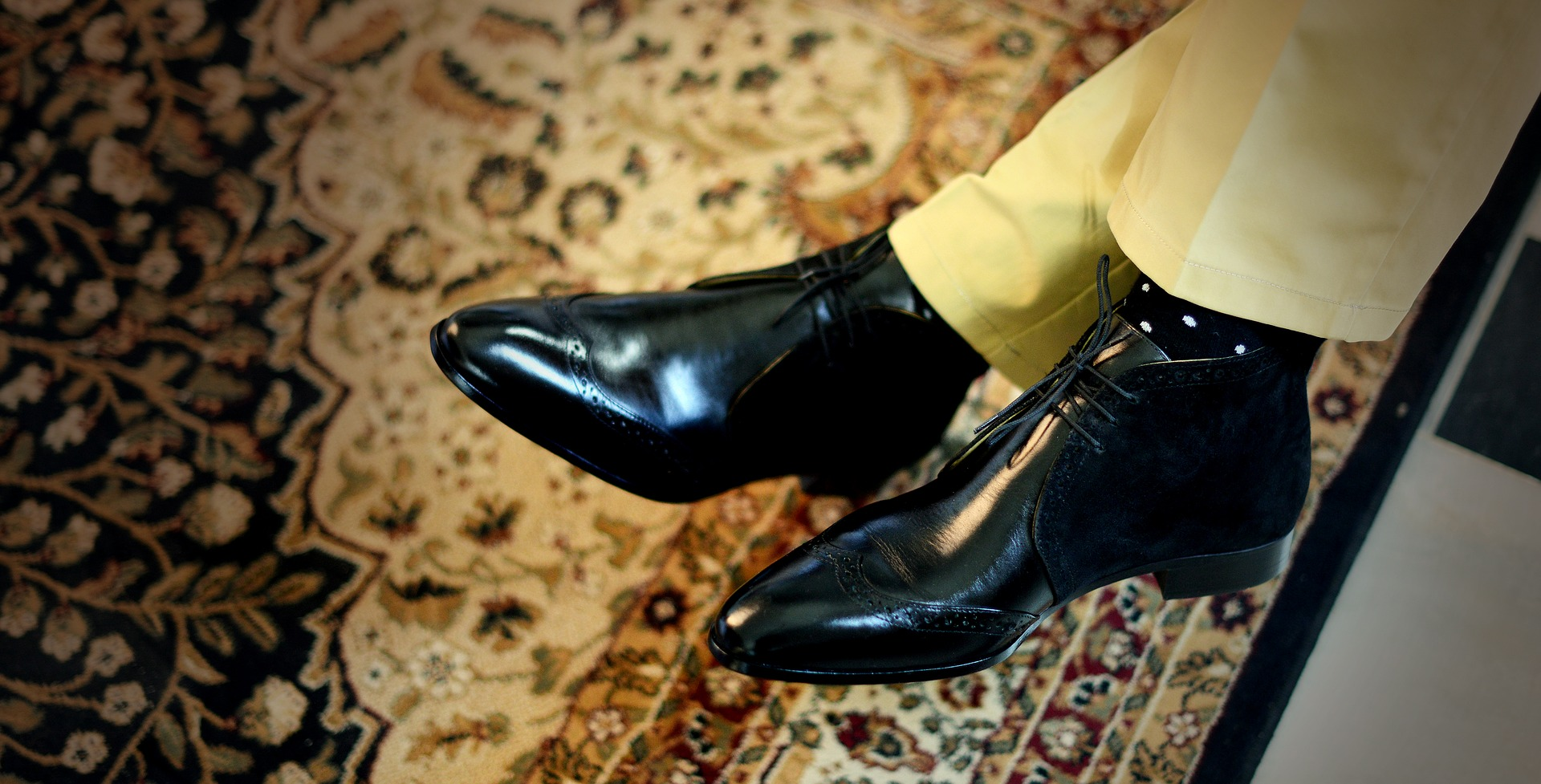 Jak dobrać buty do garnituru
